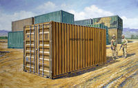 20 Military Container