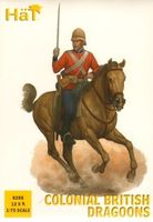 Colonial British Dragoons