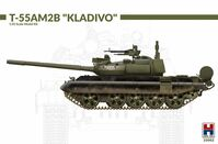 "T-55AM2B ""Kladivo"" (with bonus: 4 painting and marking )"