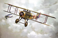 Spad VII c.1 French