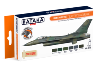 HTK-CS10 USAF Paint Set ( European Camuflage )