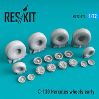 C-130 Hercules wheels early