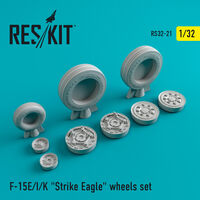 "F-15 (E/I/K) ""Strike Eagle"" wheels set - Image 1"