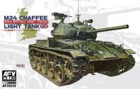 M24 CHAFFEE LIGHT TANK WW2 BRITISH ARMY VERSION