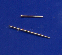 Pitot tube and antenna for Focke-Wulf Fw 190F-8 (designed to be used with Revell kits) - Image 1