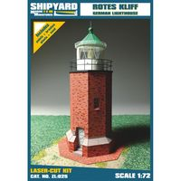 Rotes Kliff Lighthouse skala 1:72