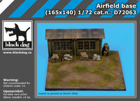 Airfield base (165x140 mm)