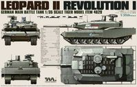 German Main Battle Tank Revolution I Leopard II
