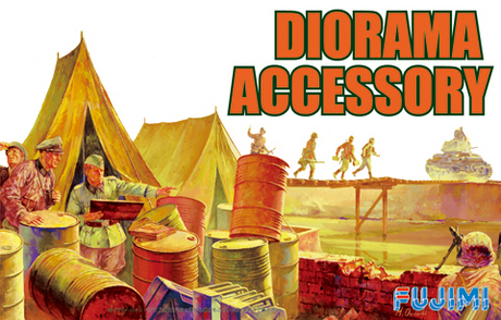 Diorama Accessory Set - Image 1