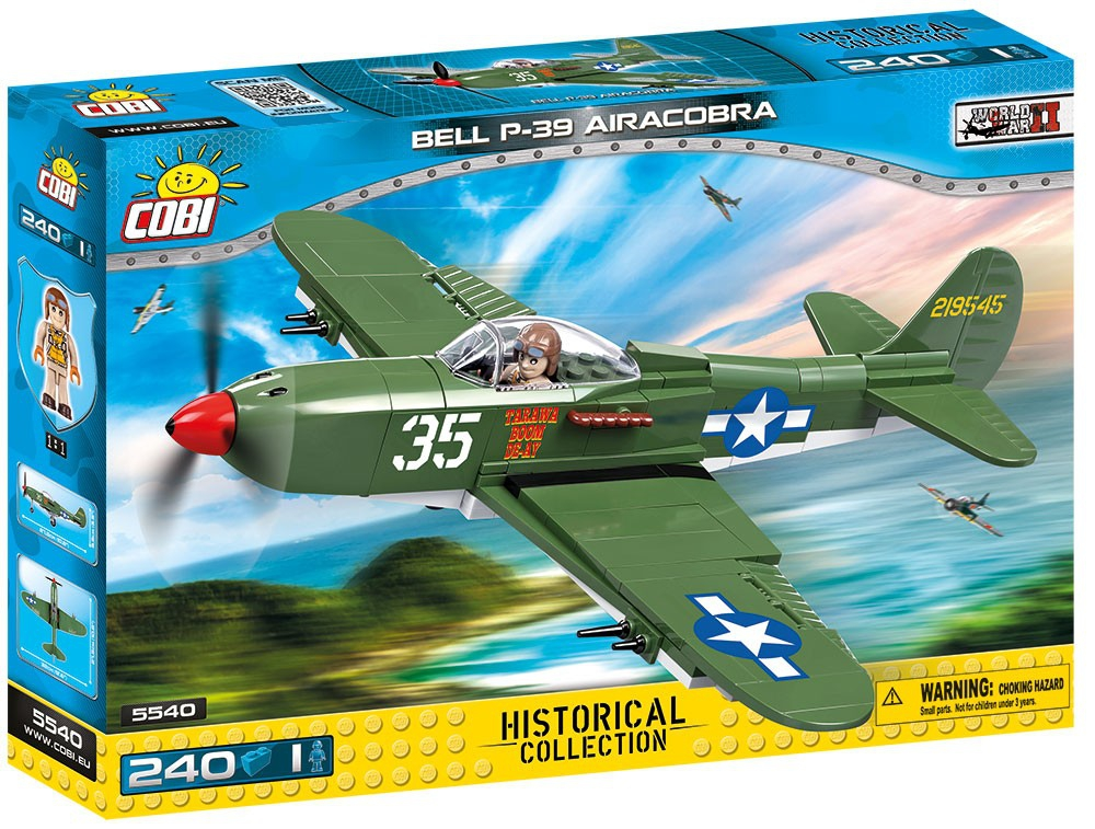 Cobi Small Army Bell P-39 Airacobra - Image 1