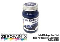 1054 Lola T70 Royal Blue
