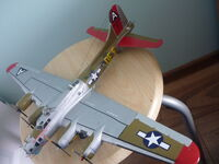 B-17G Flying Fortress 1/72 - 001