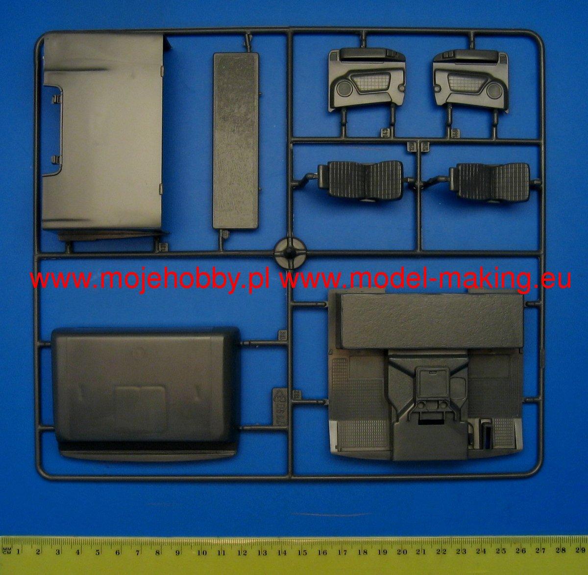 italeri 3840 - volvo fh-12 xl70