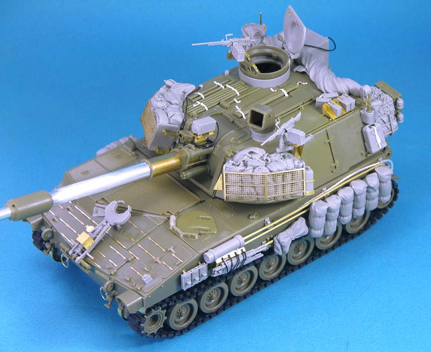 IDF M109 Doher Conversion set (For AFV Club) - Image 1