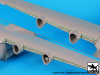 C-130 Wing leading edges for Italeri - Image 1