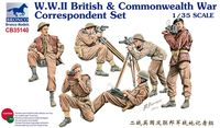 British and Commonwealth Correspondets (1939-1945)