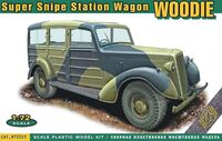 Super Snipe Station Wagon WOODIE