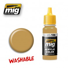A.MIG 106 WASHABLE SAND (RAL 8020) - Image 1