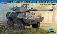 LAV-150 Commando AFV w/ Cockerill 90mm Gun