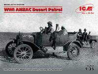 WWI Anzac Desert Patrol Model T LCP, Utility, Touring - Image 1