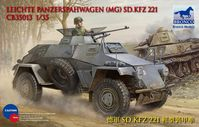 Sdkfz 221 Armored Car - Image 1