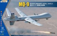 MQ-9 Reaper Unmanned Aerial Vehicle