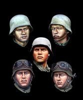 German Infantry Head Set