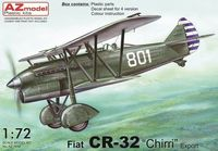 "Fiat CR-32 ""Chirri"" Export version"