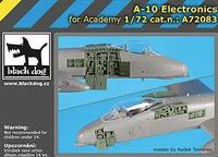 A-10 electronics for Academy