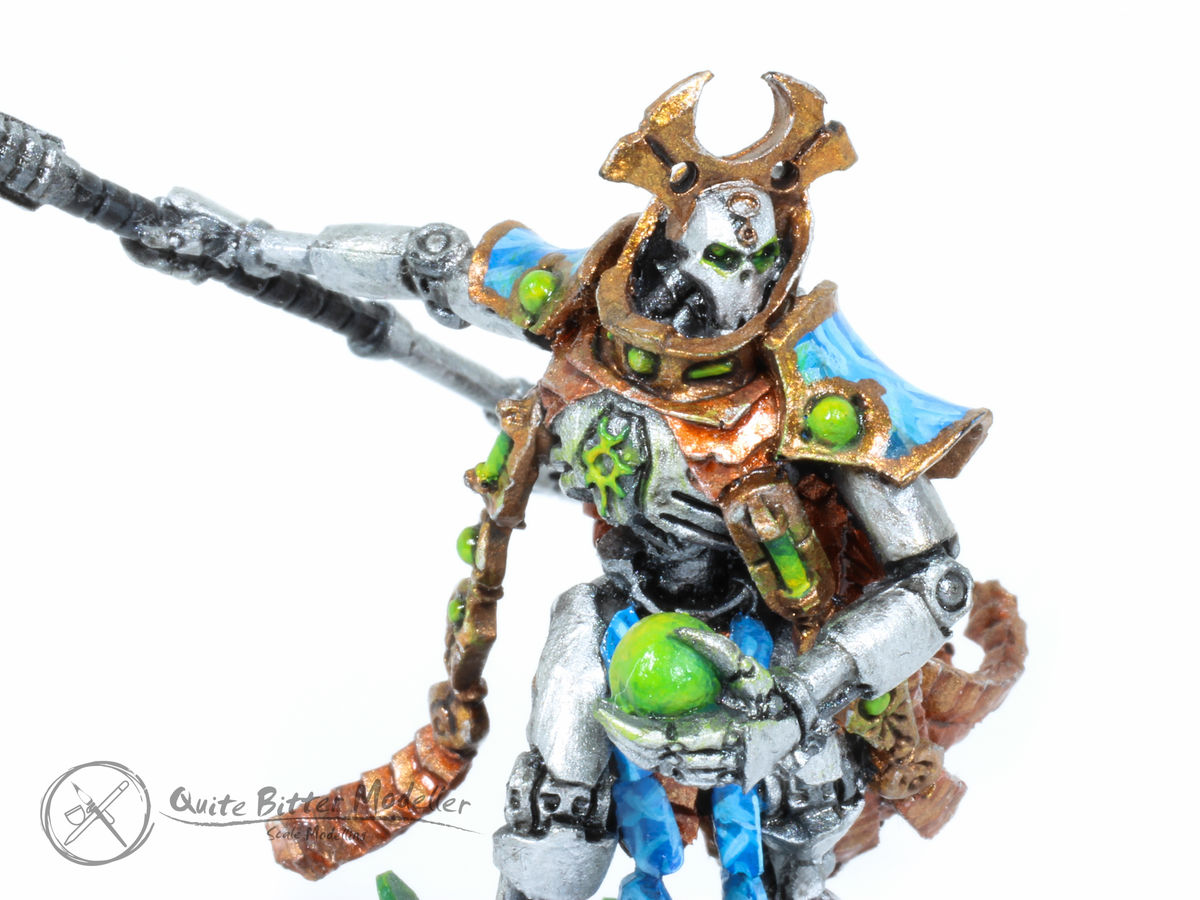 Necron Overlord (Citadel) - 003 - Image 1
