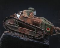FT-17 Light Tank - 001