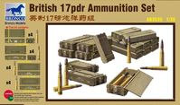 British 17pdr Ammo Set
