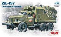 ZIL-157 Soviet  command  vehicle