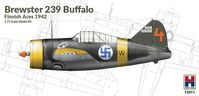 Brewster 239 Buffalo Finnish Aces 1942