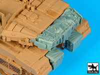 Merkava IV basket accessories set for Hobby Boss - Image 1