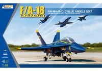 F/A-18A/B/C/D Blue Angels 2017