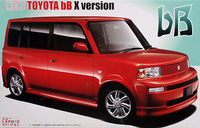 New Toyota bB 1.5Z X Version