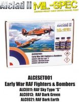 ALCESET001 RAF Fighter & Bombers