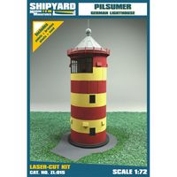 Pilsumer Lighthouse skala 1:72