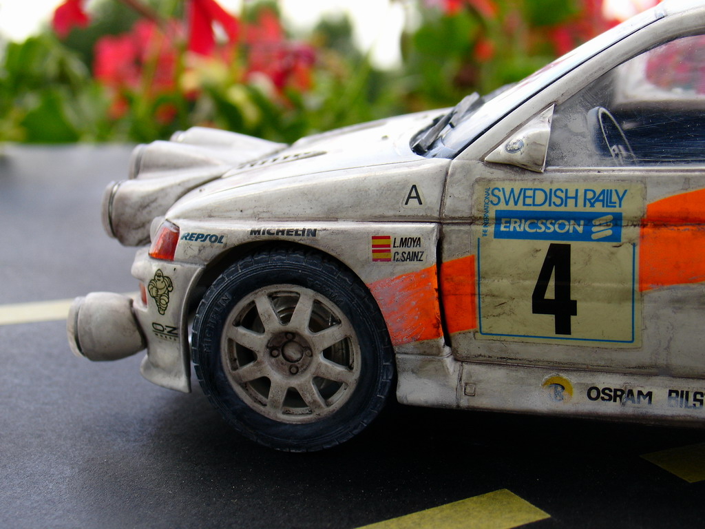 TAMIYA 1/24 FORD Cosworth - 009 - Image 1