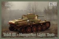 Toldi III Hungarian Light Tank