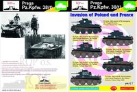Praga Pz.Kpfw. 38(t) - Invasion of Poland and France - Image 1