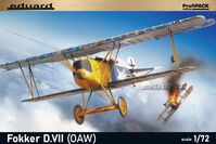 Fokker D.VII (OAW) ProfiPACK edition - Image 1
