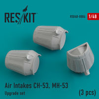 Air Intakes CH-53, MH-53 (3 pcs) - Image 1
