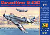 Dewoitine D-520 Free France - Image 1