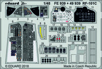 RF-101C interior  KITTY HAWK