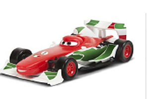 DISNEY CARS-FRANCESCO - Image 1