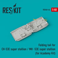 Folding tail for СH-53E super stallion / MH -53E super stallion (for Academy Kit) - Image 1