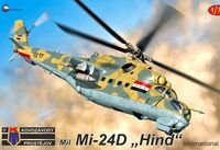"Mi-24D Hind ""International"""