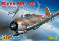 French fighter Bloch MB-152